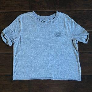 Vans Crop T-shirt